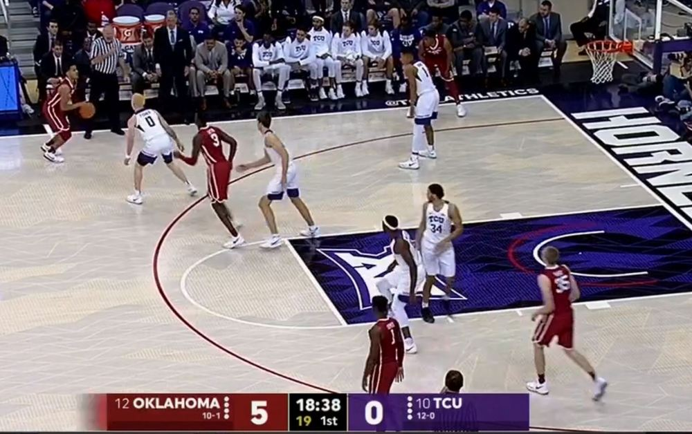 Trae Young 3PT 1