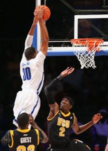 NCAA Basketball: Battle 4 Atlantis-VCU vs Memphis